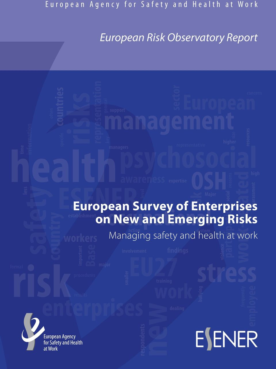 Observatory Report European Survey of Enterprises