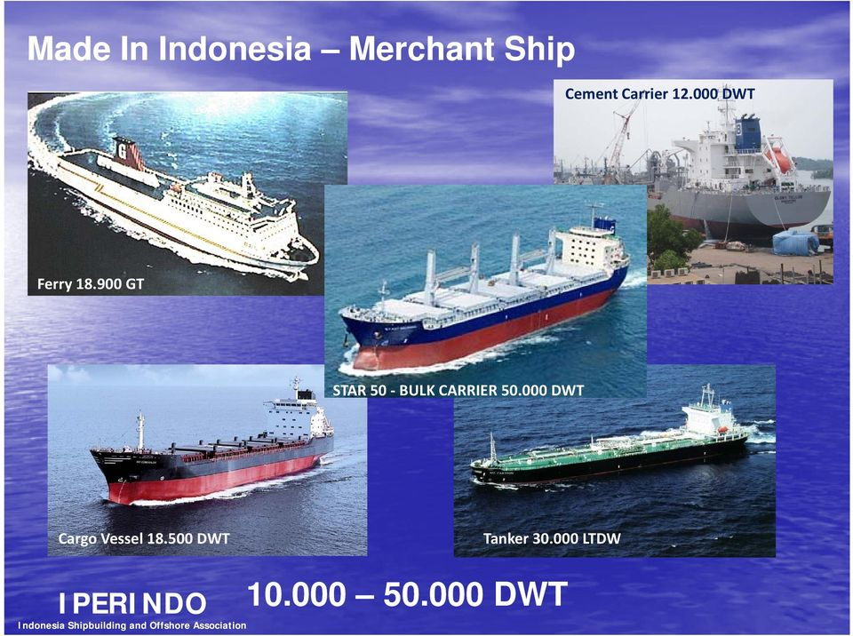 900 GT STAR 50 BULK CARRIER 50.