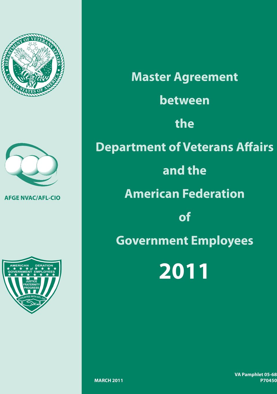 American Federation of Government Employees 2011
