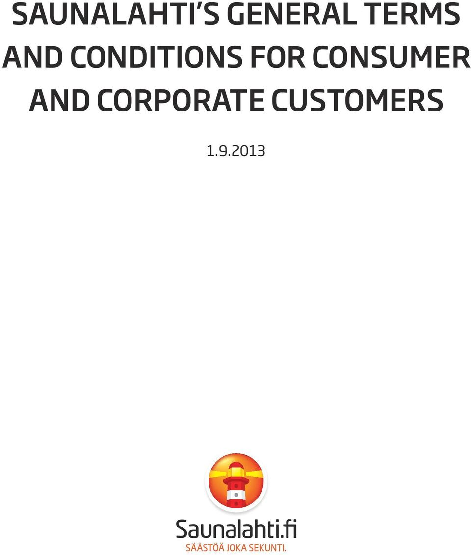 FOR CONSUMER AND