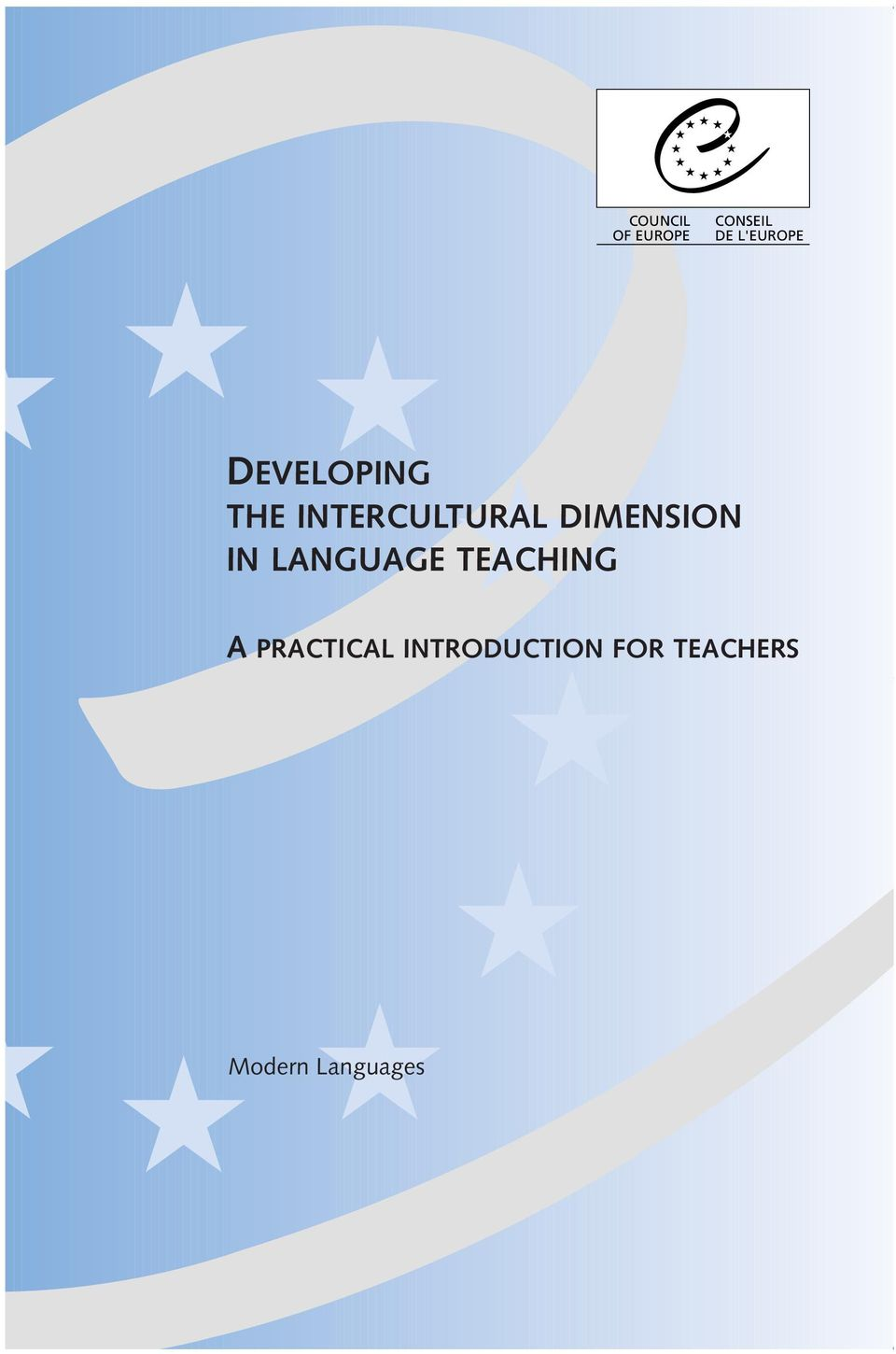 DIMENSION IN LANGUAGE TEACHING A