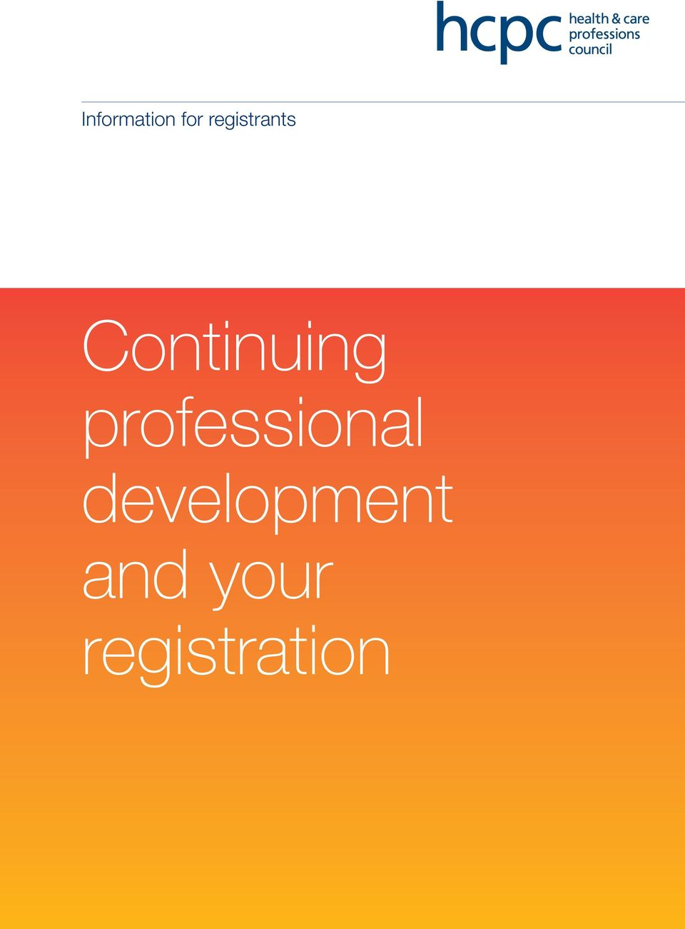 fact sheet continuing professional development Membership fact sheets and application forms below you will find links to all the fact sheets, application forms and other membership related literature produced by cibse.
