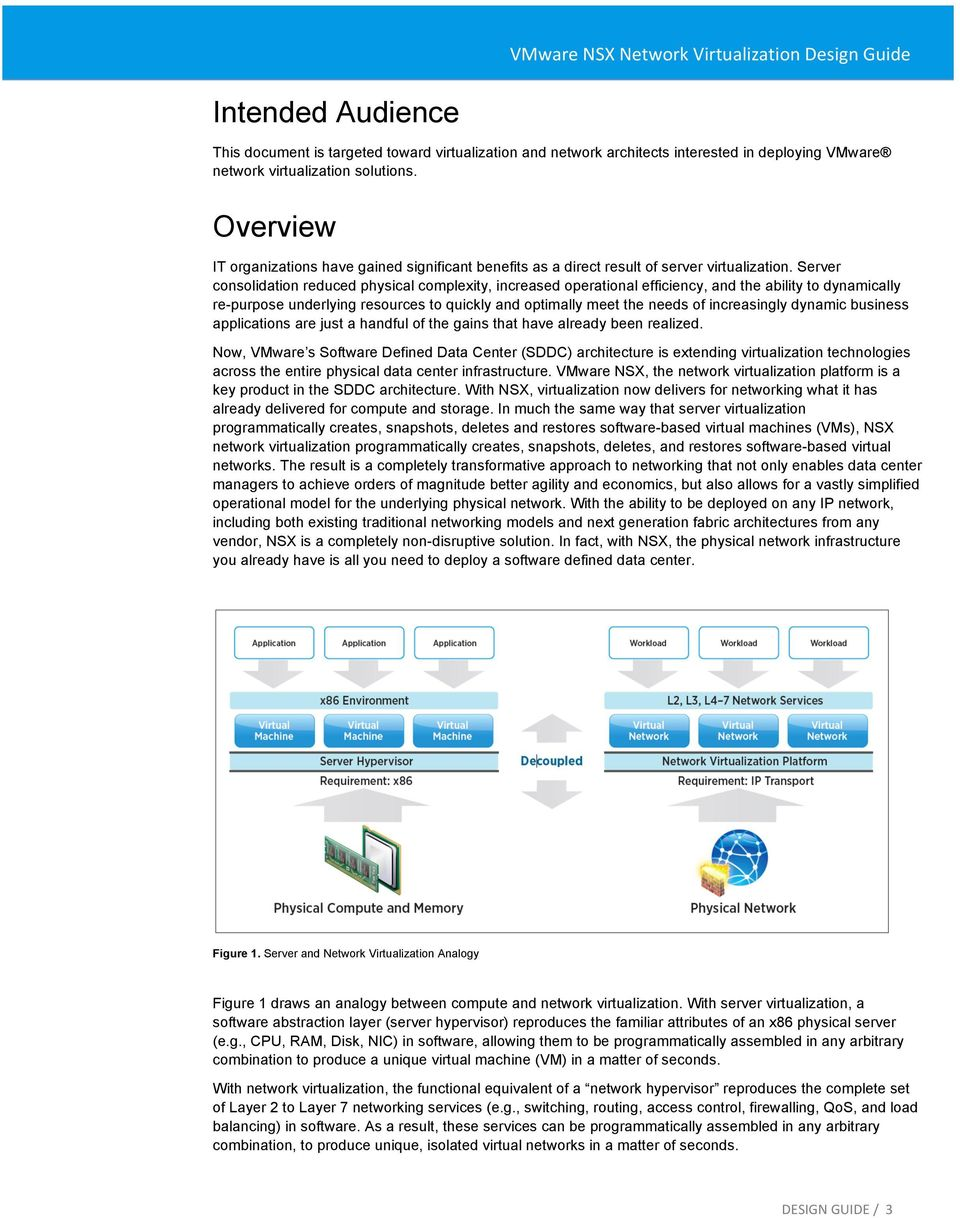 Server consolidation reduced physical complexity, increased operational efficiency, and the ability to dynamically re-purpose underlying resources to quickly and optimally meet the needs of
