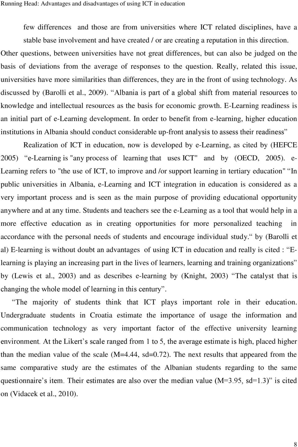 advantages and disadvantages of using ict in education pdf really related this issue universities have more similarities than differences they are in