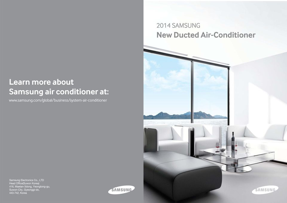 Samsung air conditioner at: www.