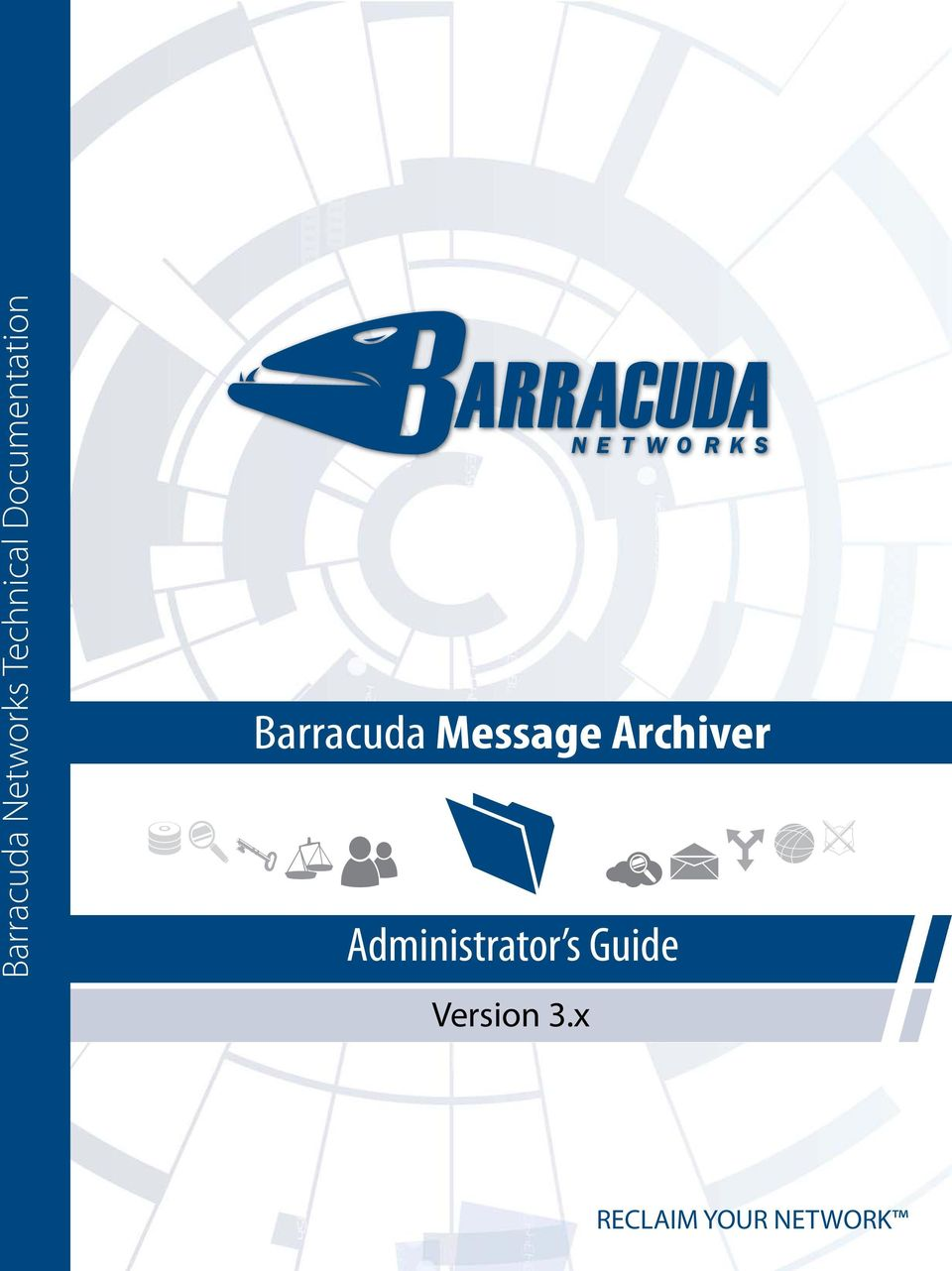 Message Archiver Administrator