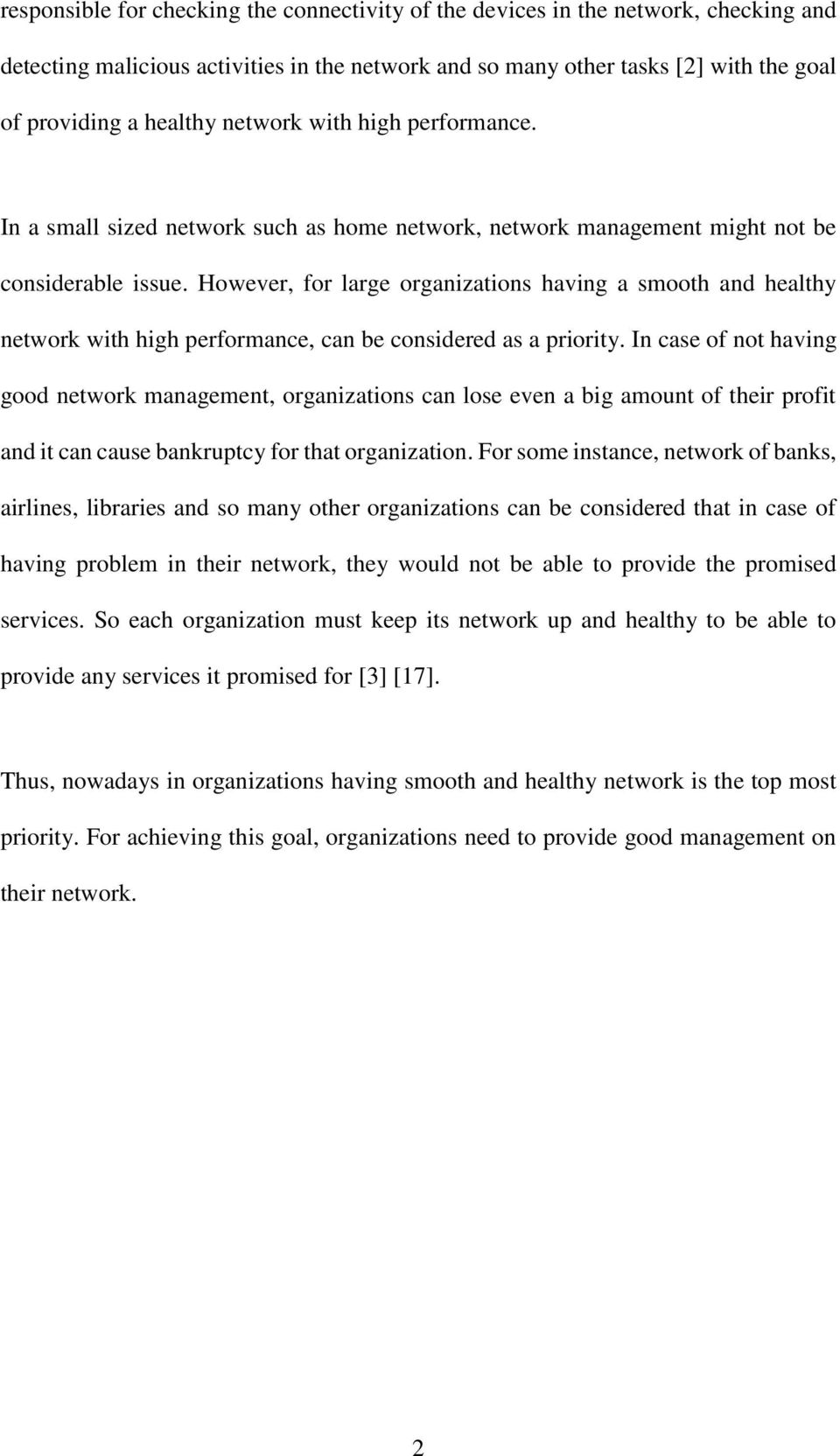 network monitoring system thesis For network management, and is the focus of our work presented in this thesis in  the mainstream network monitoring system, operational data are collected.