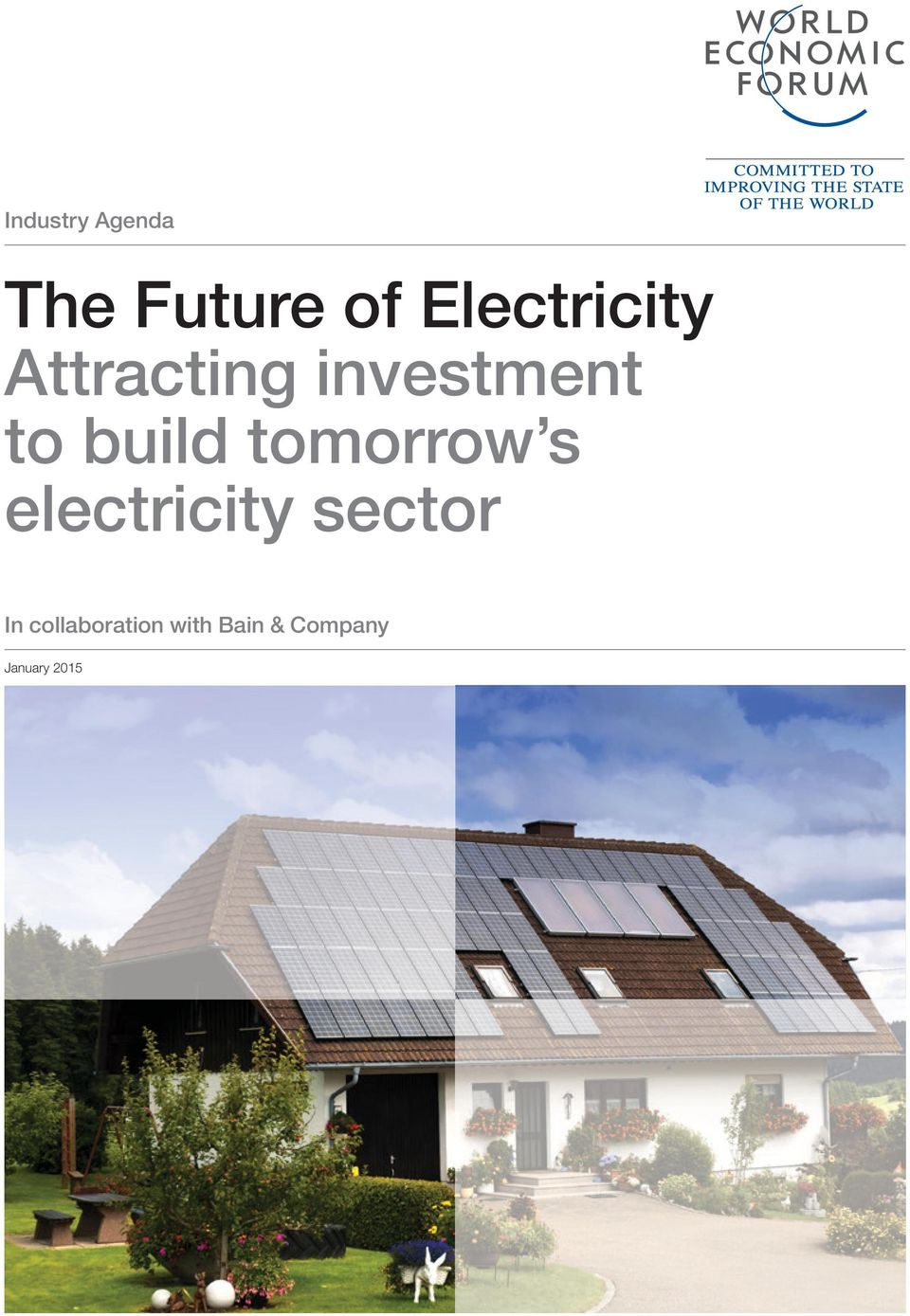 build tomorrow s electricity sector