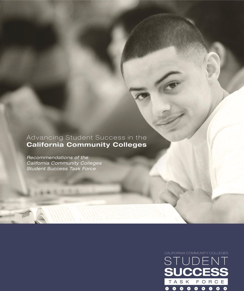Community Colleges Student Success Task Force