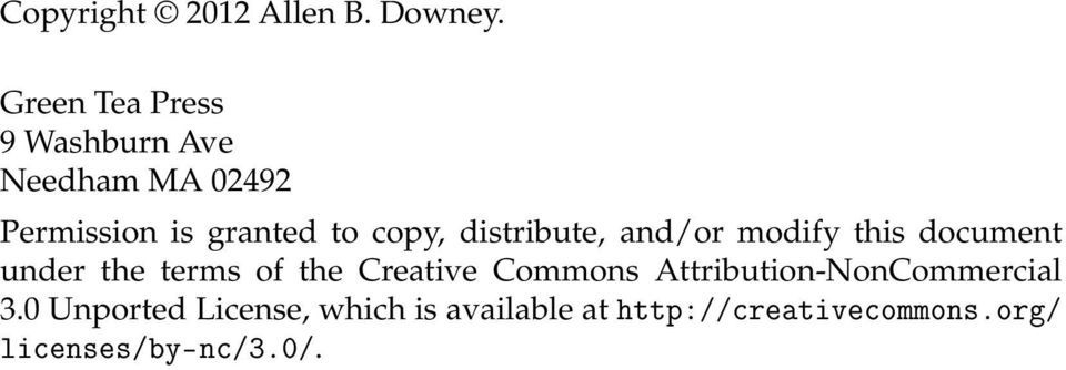 copy, distribute, and/or modify this document under the terms of the Creative