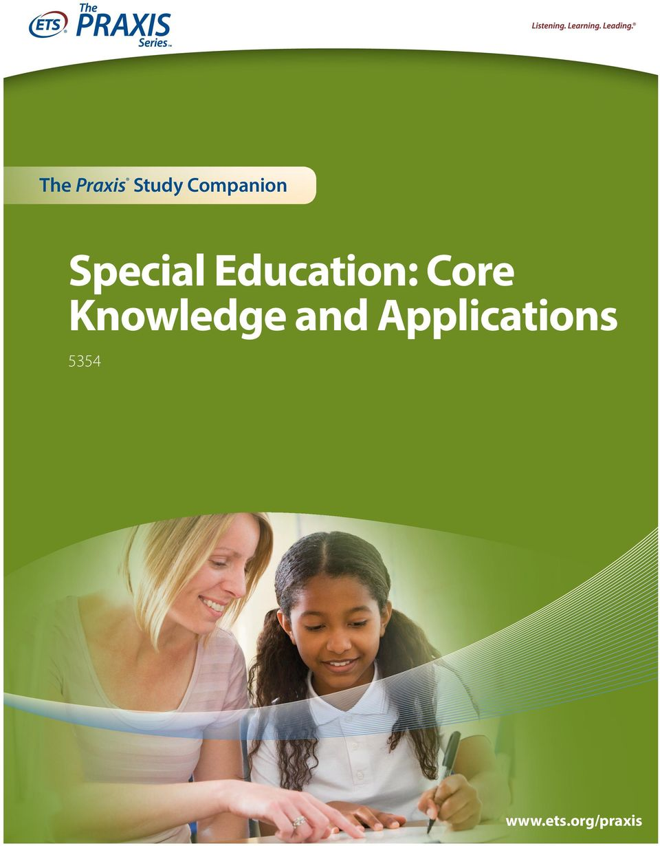 Education: Core Knowledge