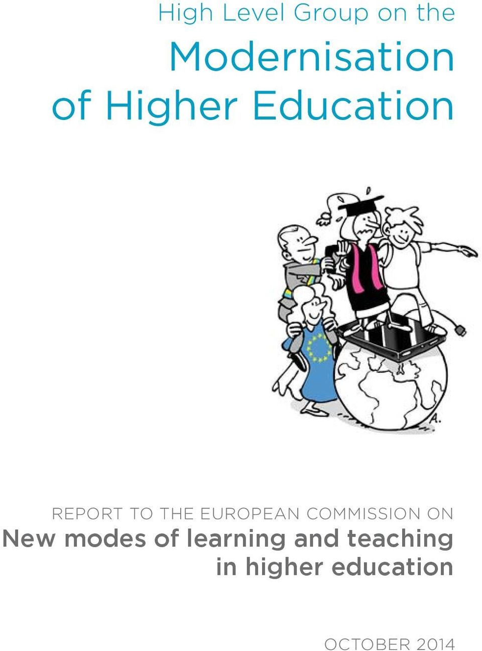 COMMISSION ON New modes of learning and