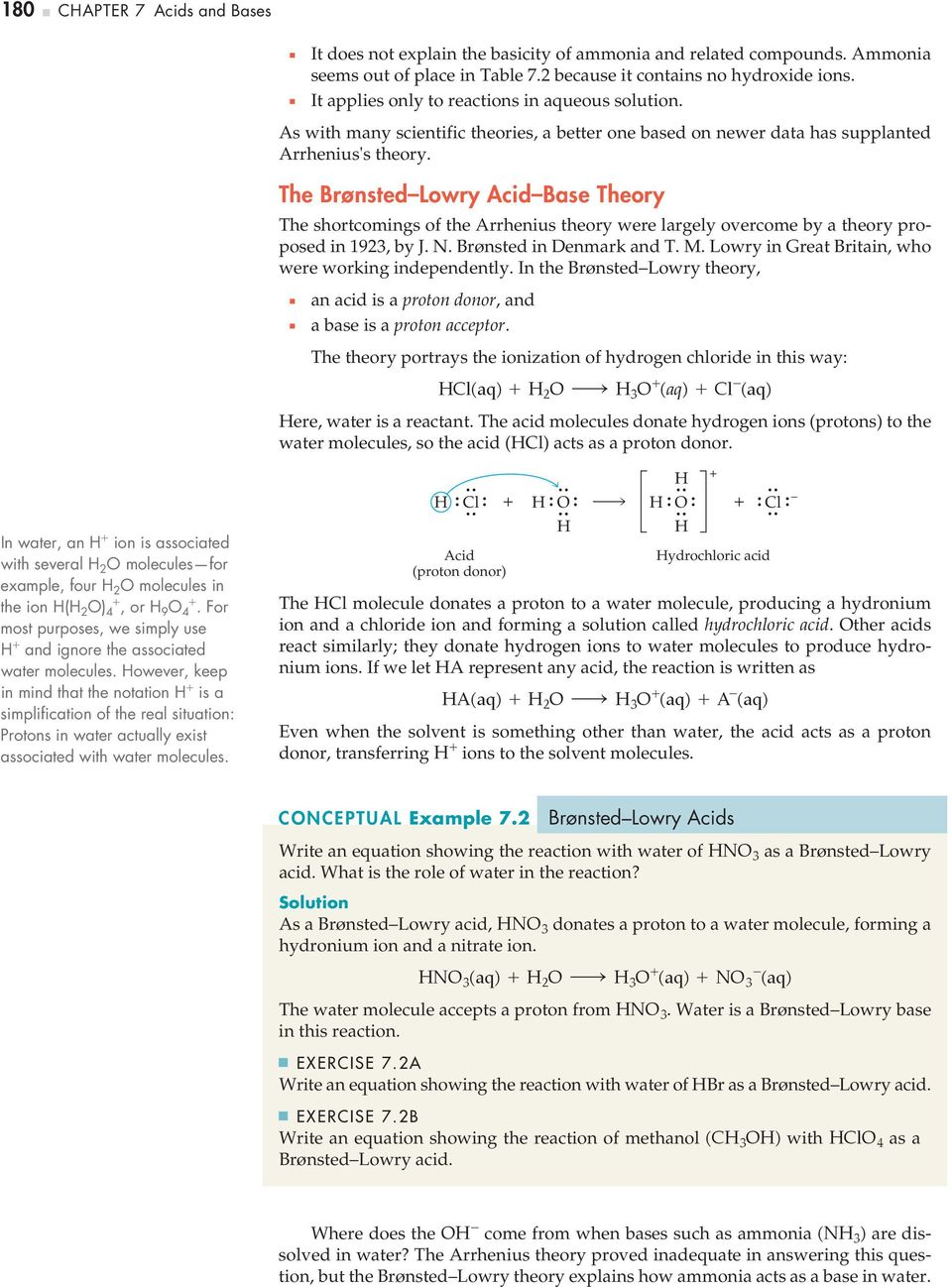 worksheet Bronsted Lowry Acids And Bases Worksheet Answers acids and bases 7 have you ever wondered pdf the lowry acid base theory shortcomings of arrhenius were largely overcome by