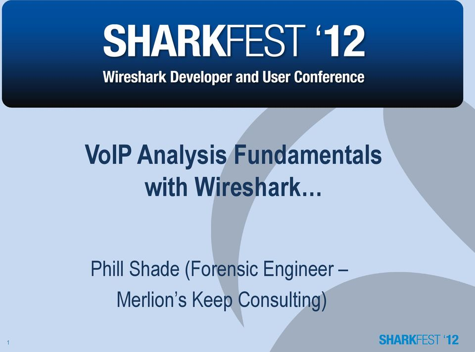 Wireshark Phill Shade