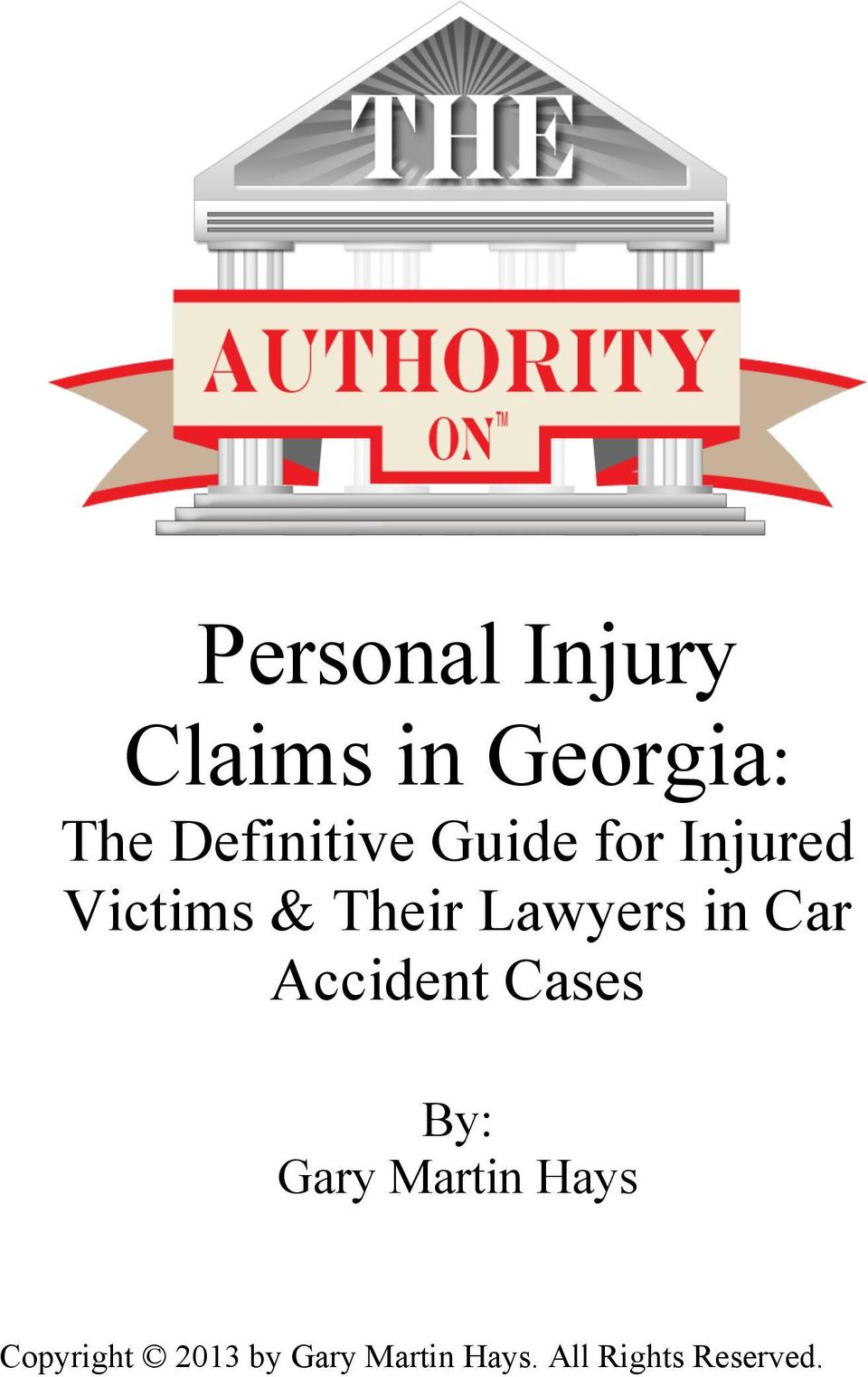 Lawyers in Car Accident Cases By: Gary Martin
