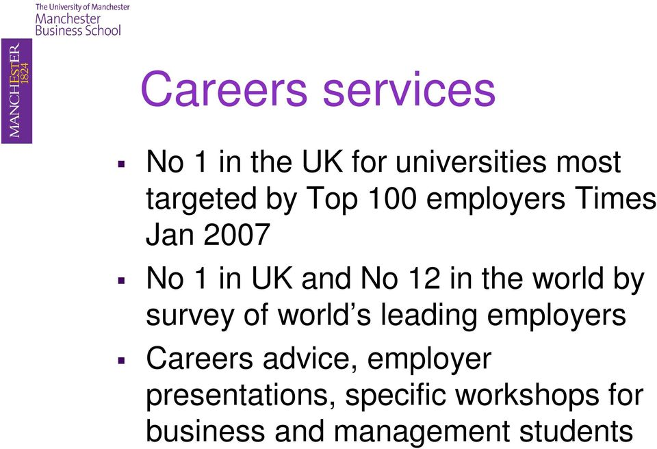 by survey of world s leading employers Careers advice, employer