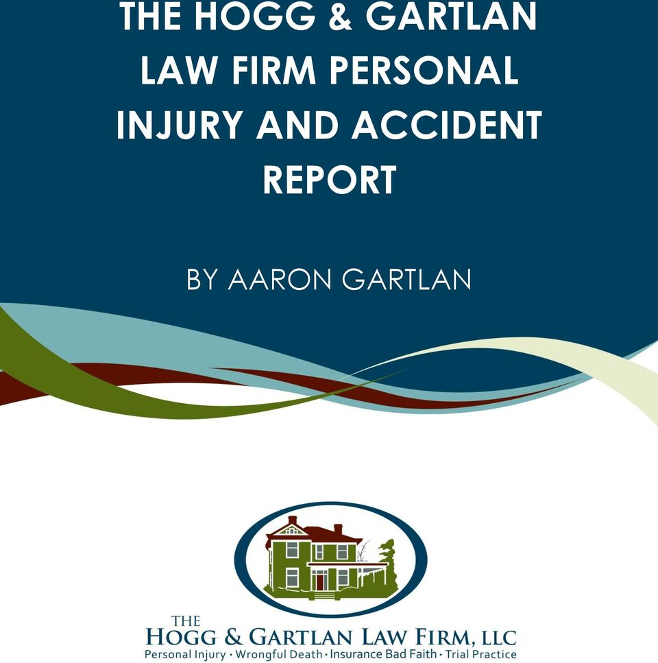 INJURY AND ACCIDENT