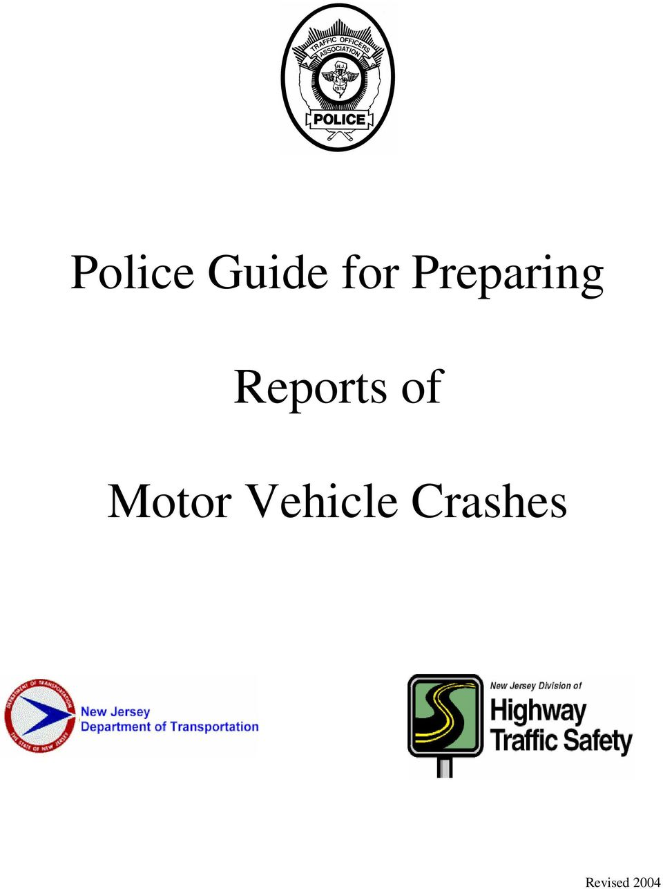 of Motor Vehicle