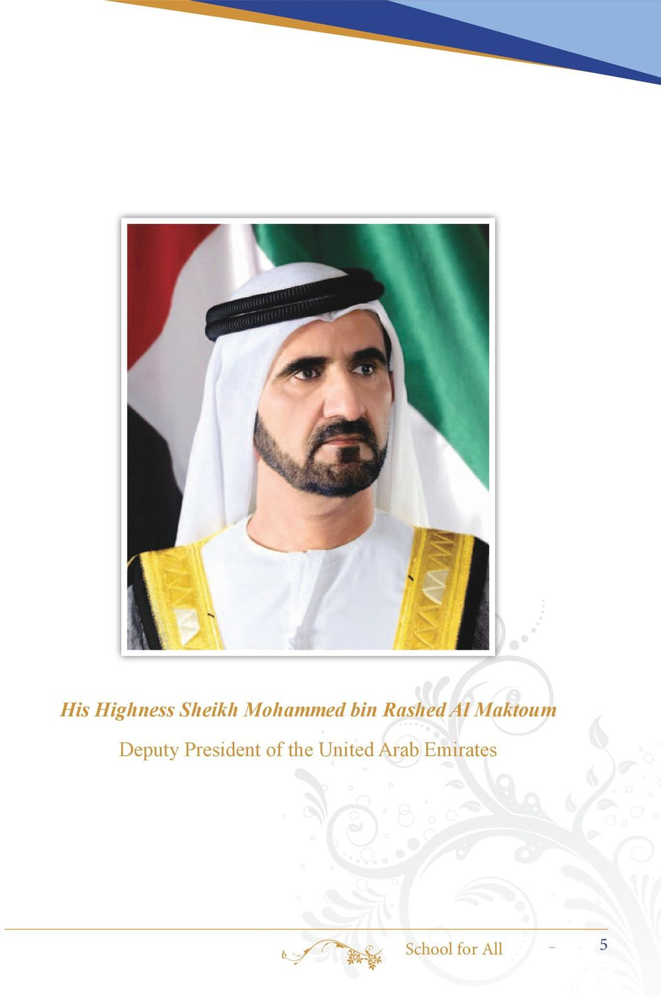 President of the United Arab