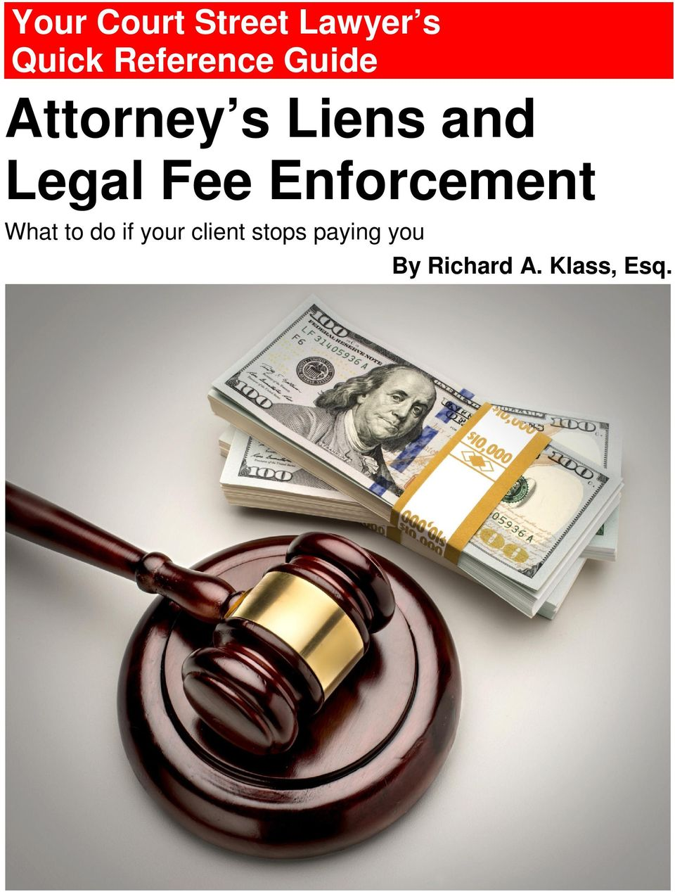 Legal Fee Enforcement What to do if