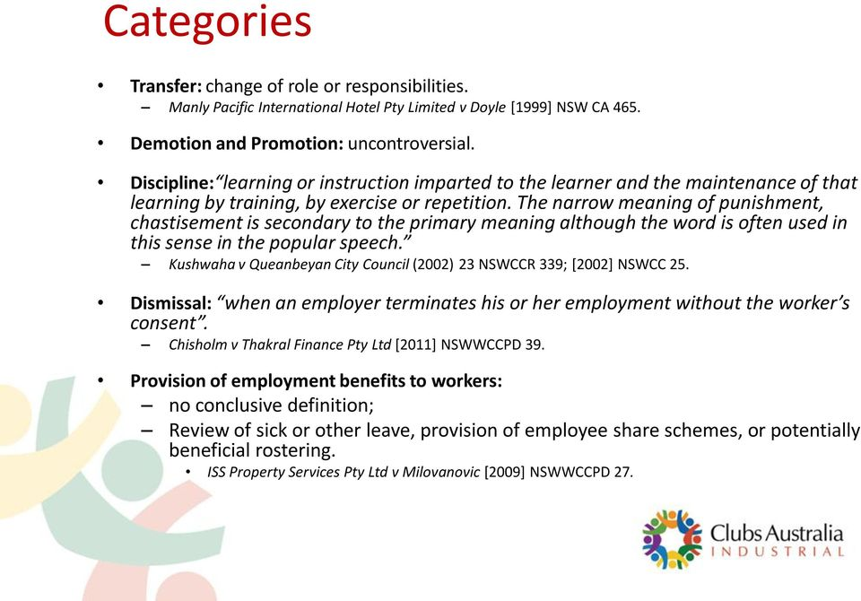 Managing Psychological/Bullying Claims - from a Workers