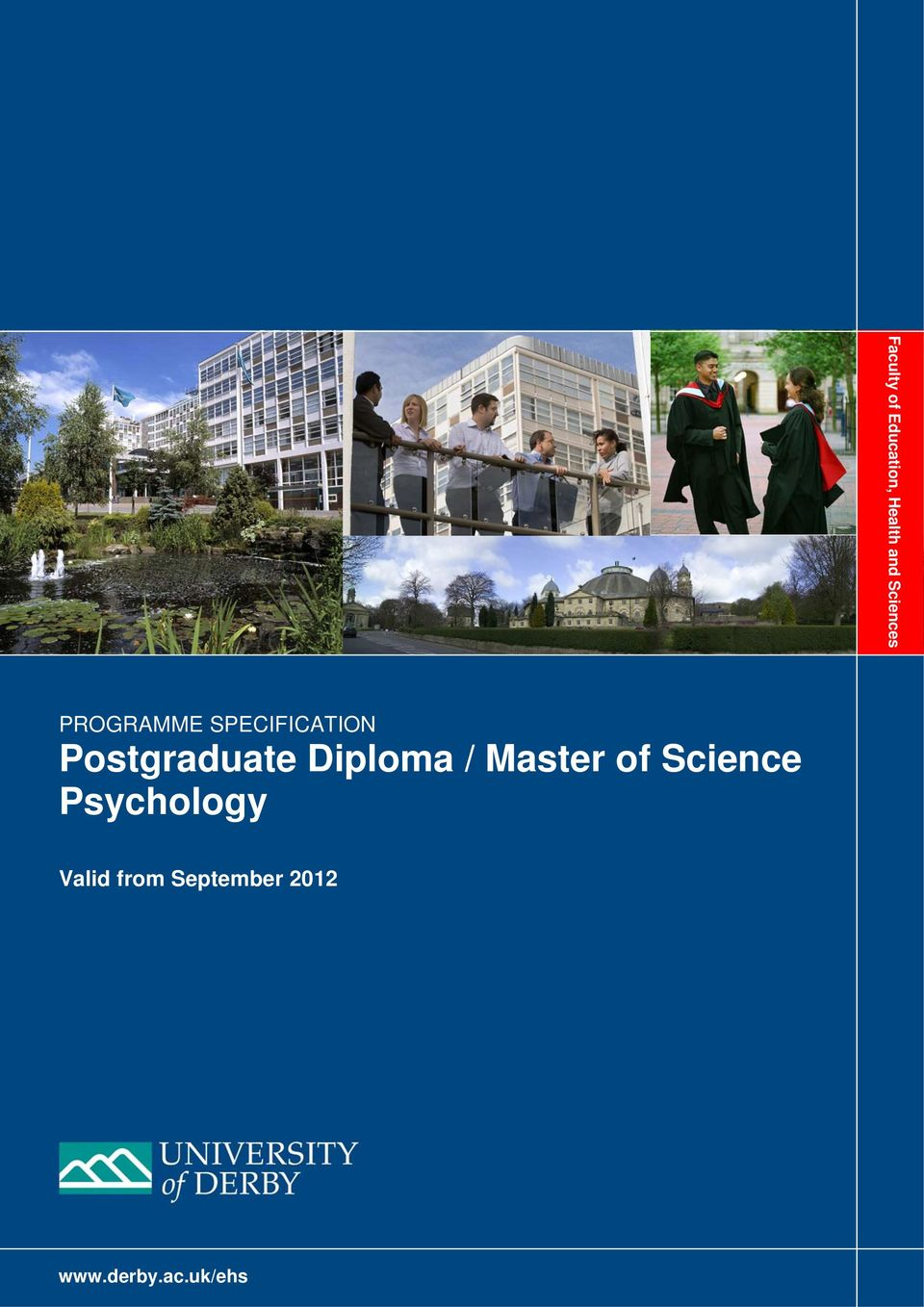 Diploma / Master of Science Psychology