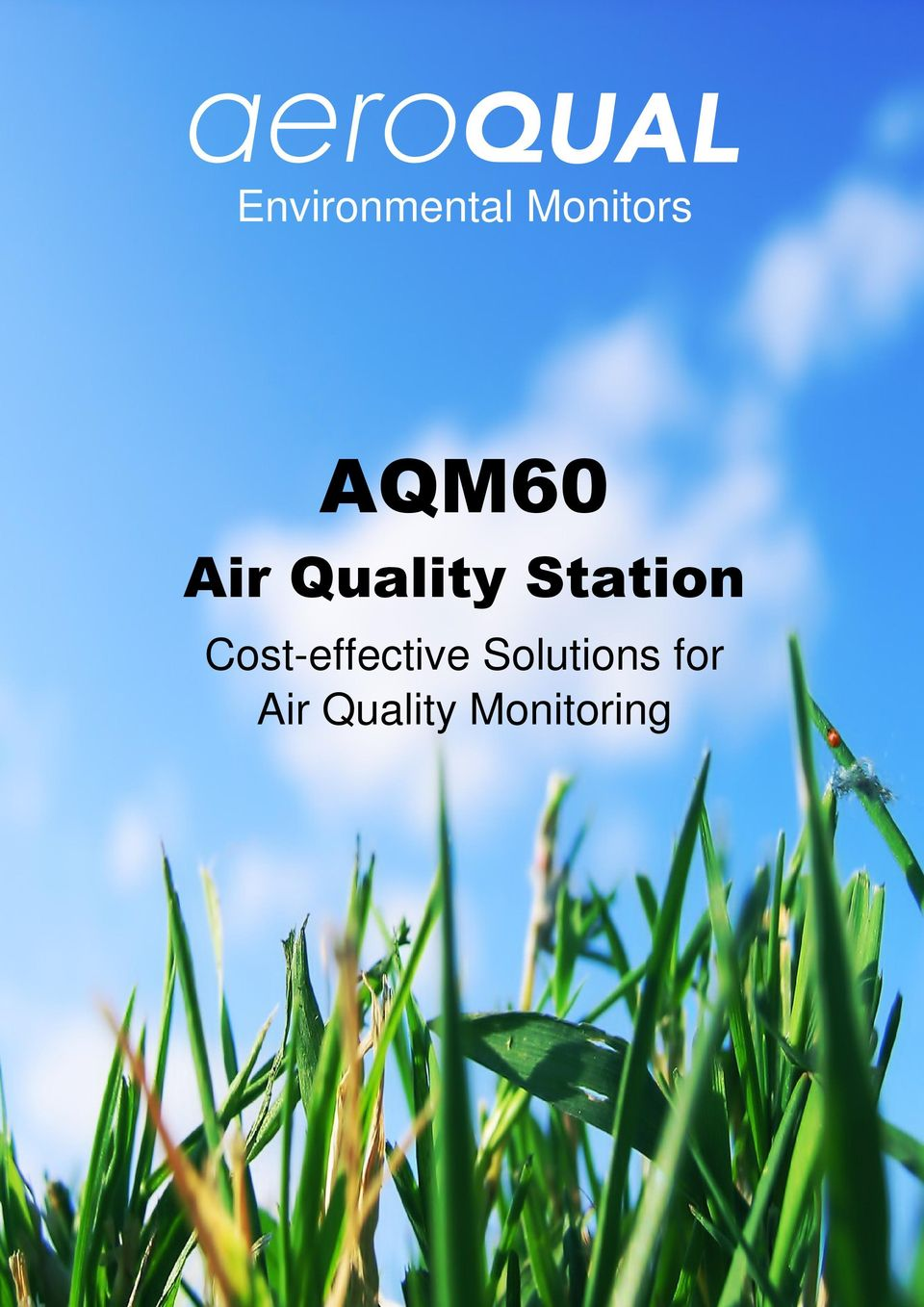 Solutions for Air Quality Monitoring