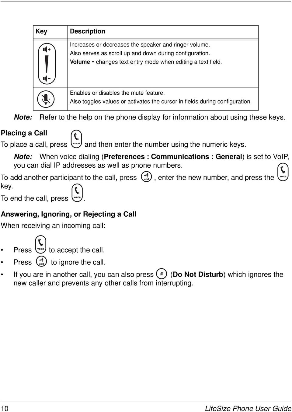 Placing a Call To place a call, press and then enter the number using the numeric keys.
