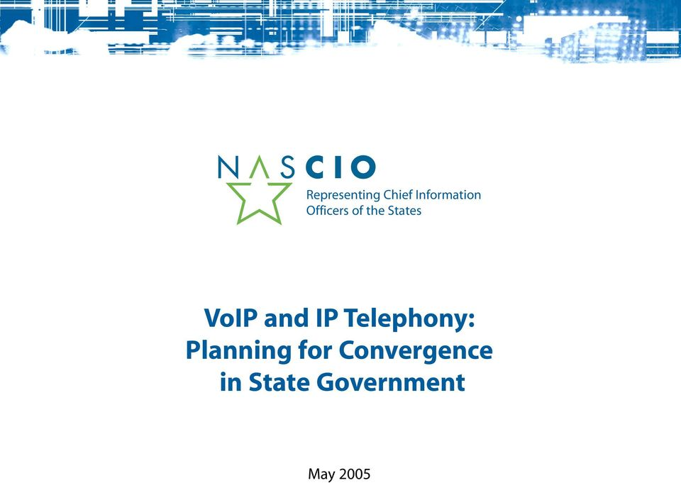 IP Telephony: Planning for