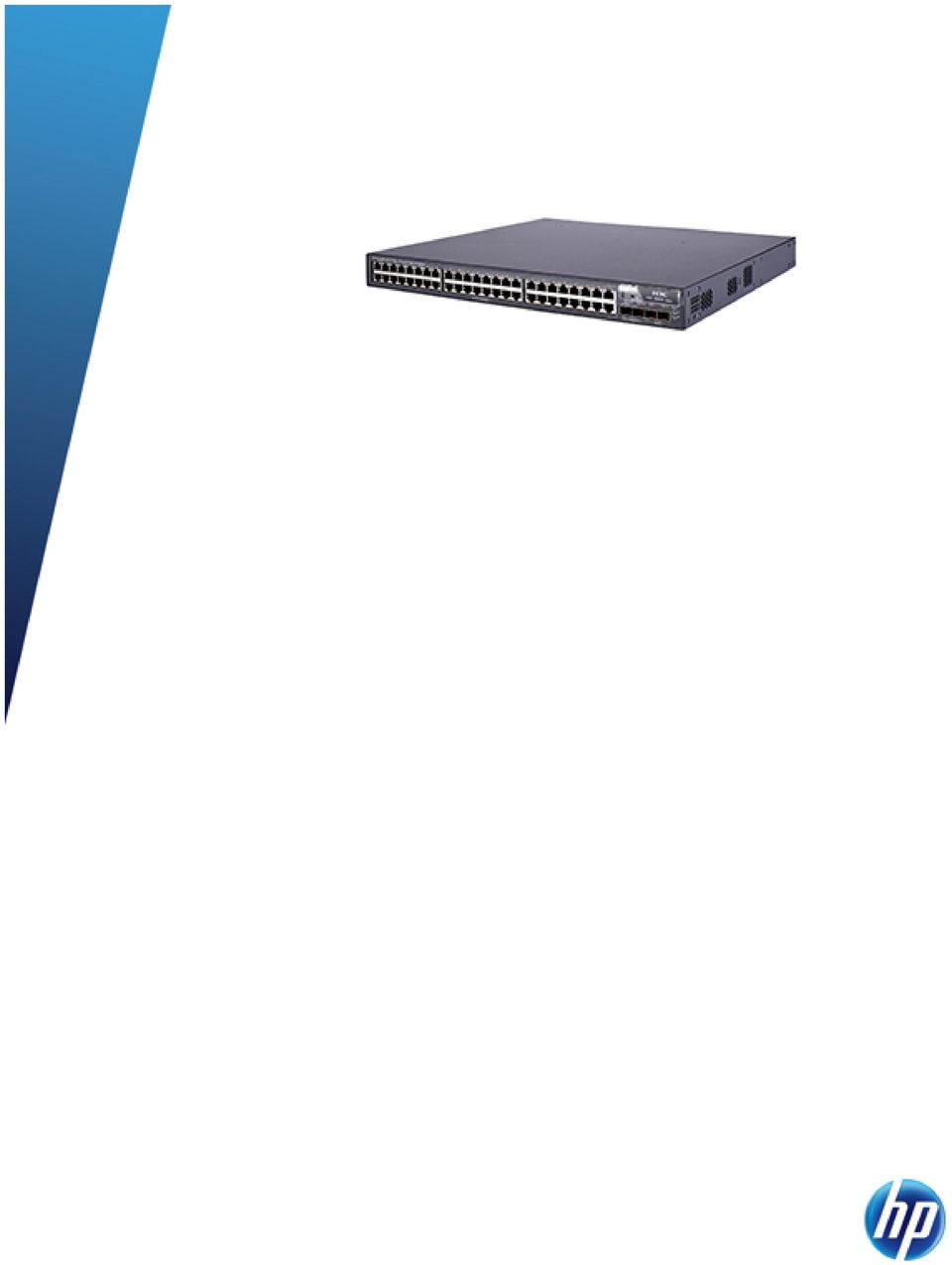 SFP+ ports for the most demanding enterprise network environments.