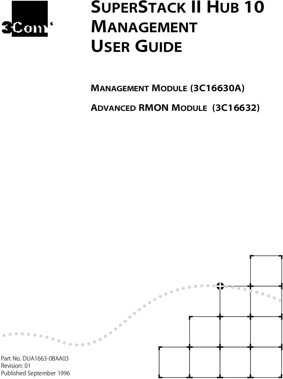 ADVANCED RMON MODULE (3C16632) Part
