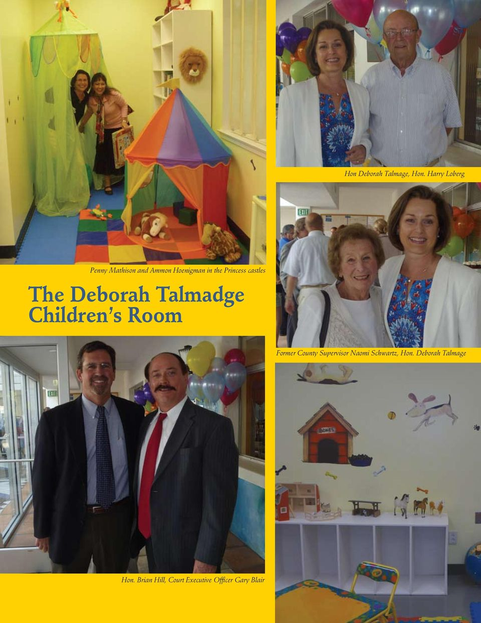 castles The Deborah Talmadge Children s Room Former County