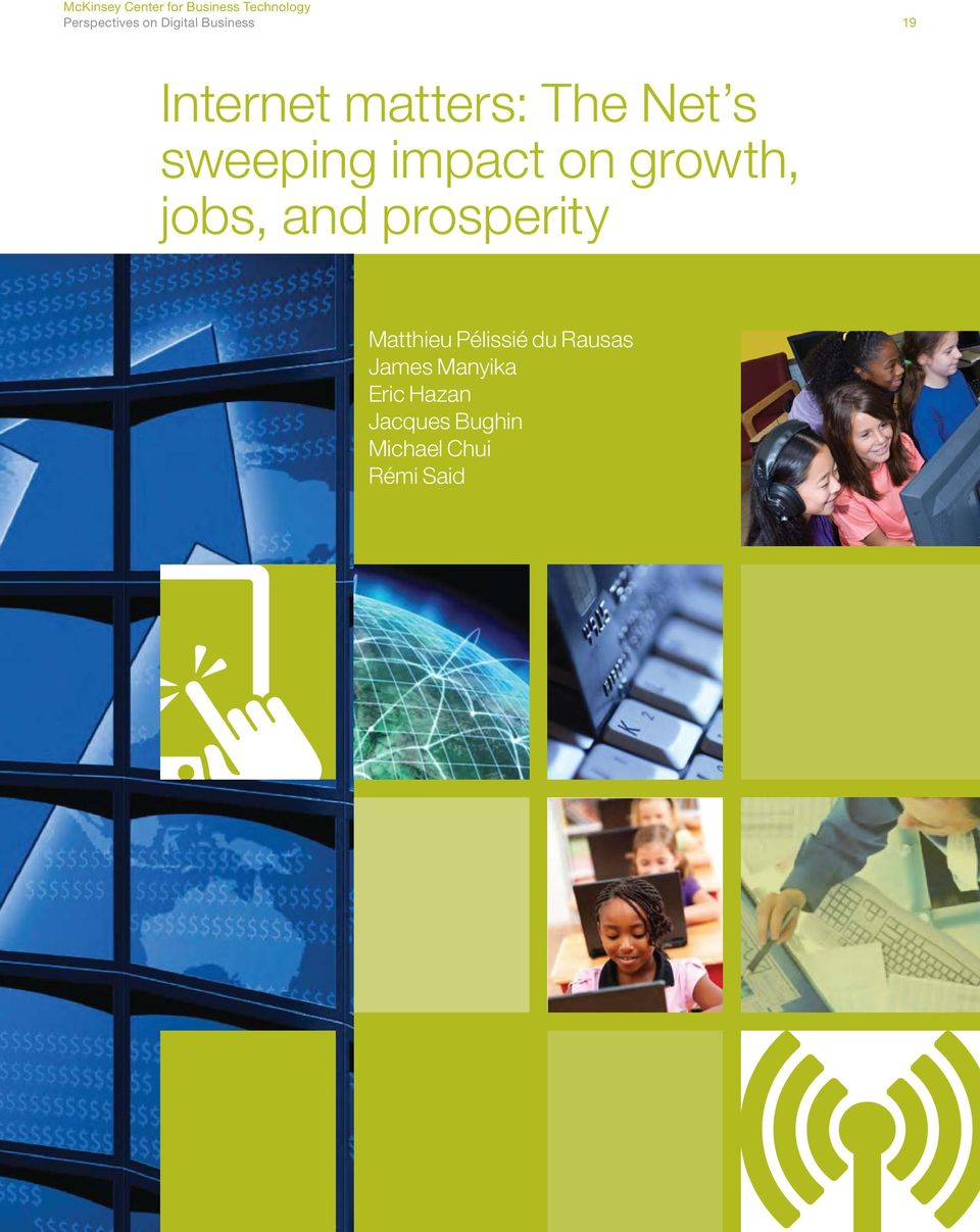 impact on growth, jobs, and prosperity Matthieu Pélissié du