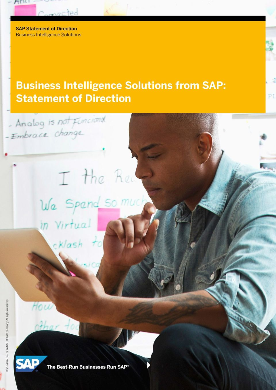 Solutions  Solutions from SAP: