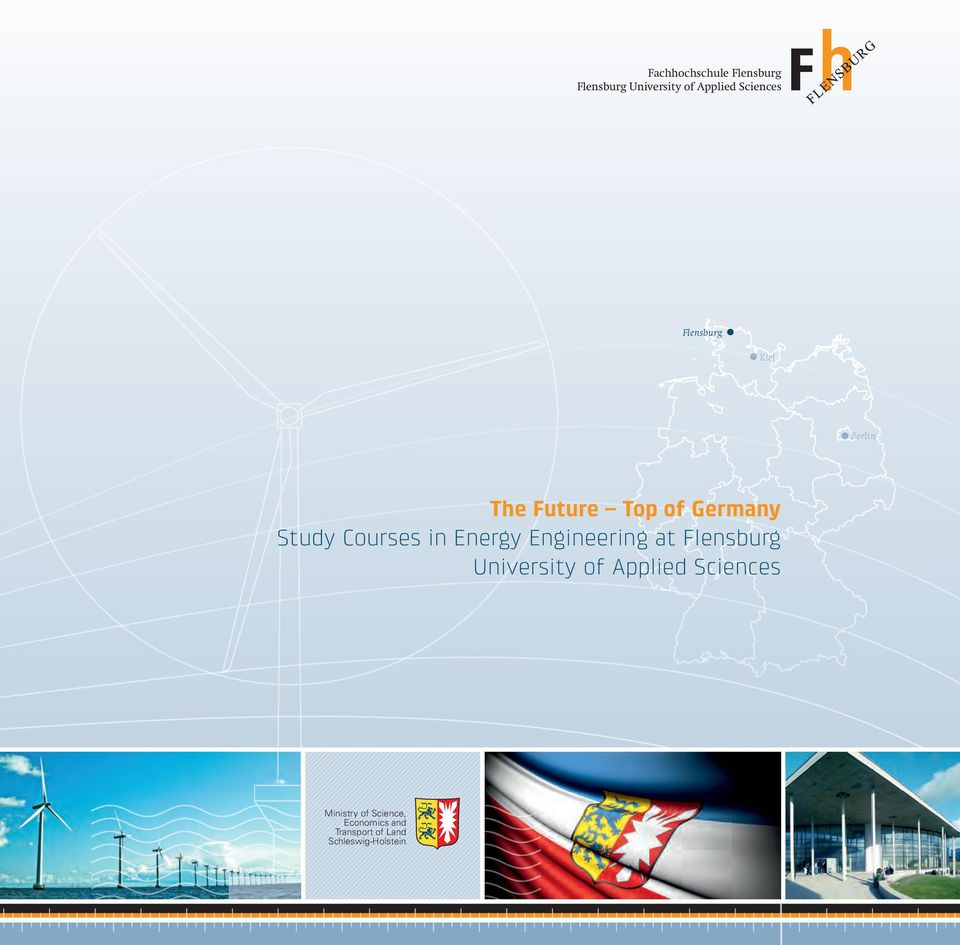 Energy Engineering at Flensburg University of Applied Sciences