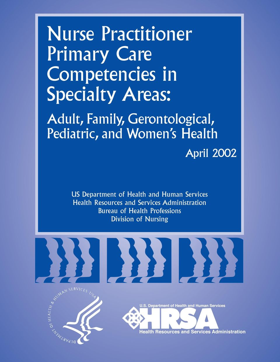 2002 US Department of Health and Human Services Health Resources and