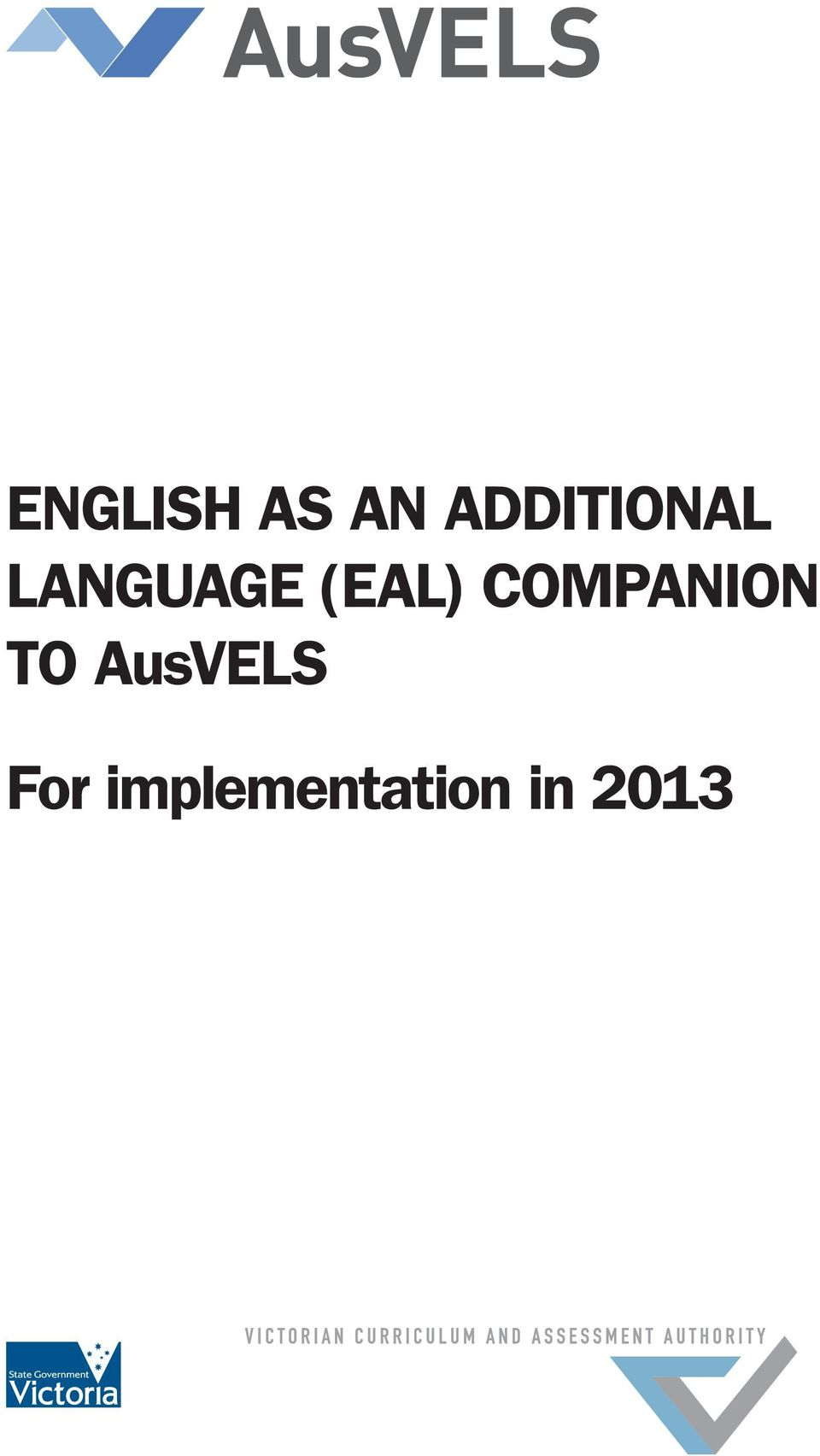 (EAL) COMPANION TO