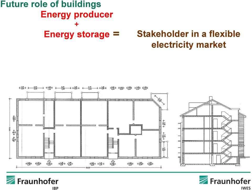 storage = Stakeholder in