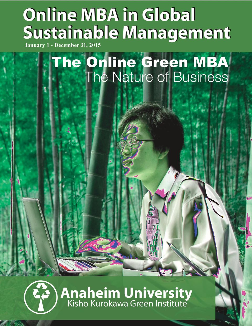 The Online Green MBA The Nature of