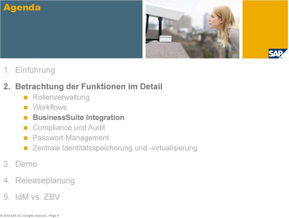 BusinessSuite Integration Compliance und Audit Passwort-Management