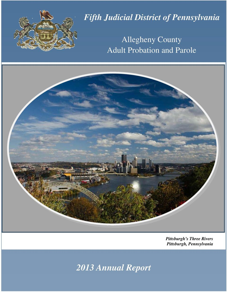 Probation and Parole Pittsburgh s