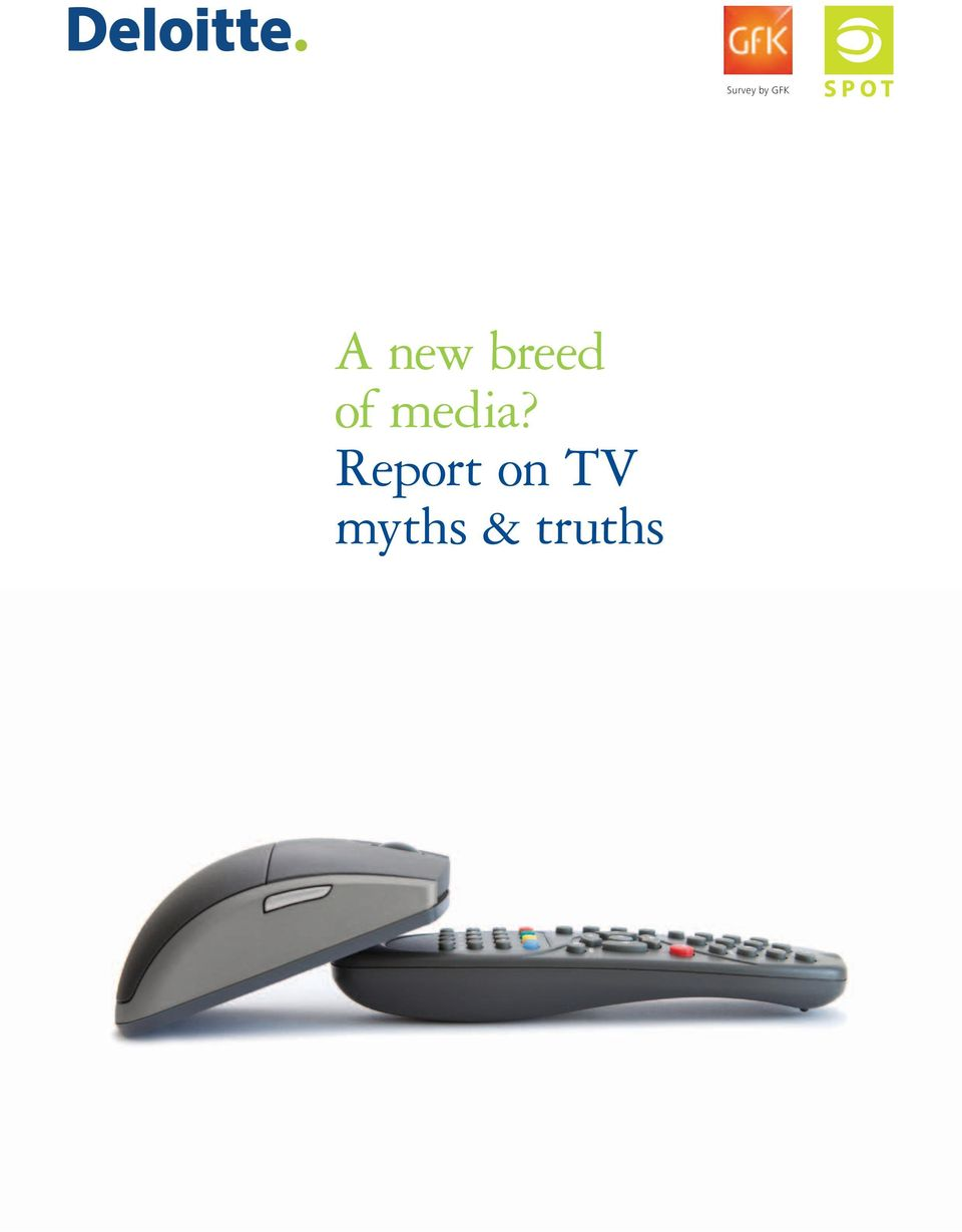Report on TV