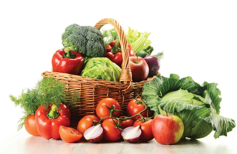 e. Fruit and Vegetable Consumption Fruit and vegetable consumption, as part of a healthy diet, is important for weight management, optimal child growth, and chronic disease prevention.