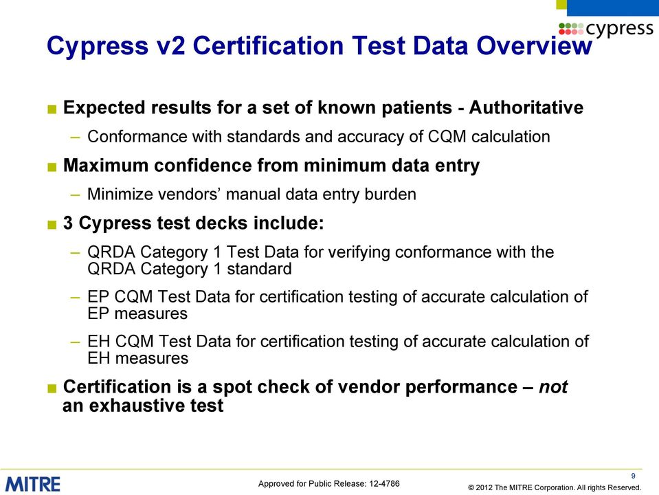 An Open Source Clinical Quality Measure Testing And Certification