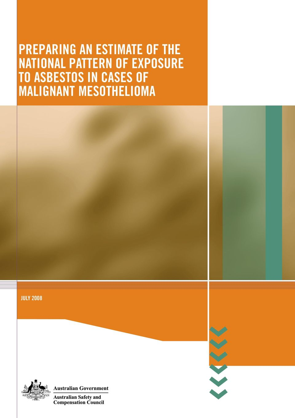 to asbestos in cases of