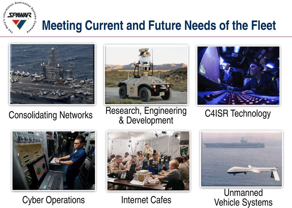 & Development C4ISR Technology Cyber