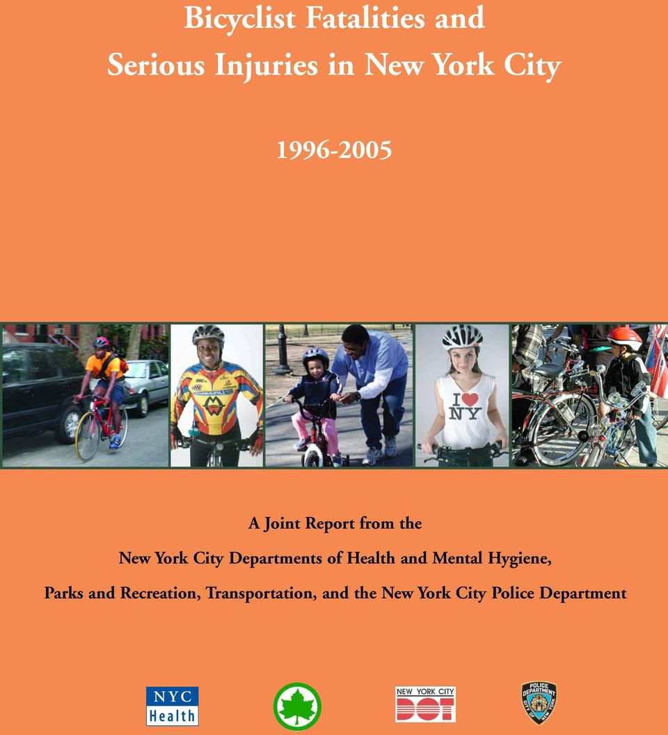 Hygiene, Parks and Recreation, Transportation, and the New York City