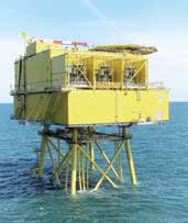 3.1.1 Reference projects BorWin1 is the name given to the grid connection of BARD Offshore 1, one of the world s largest and most remote offshore wind farms, located in the North Sea.