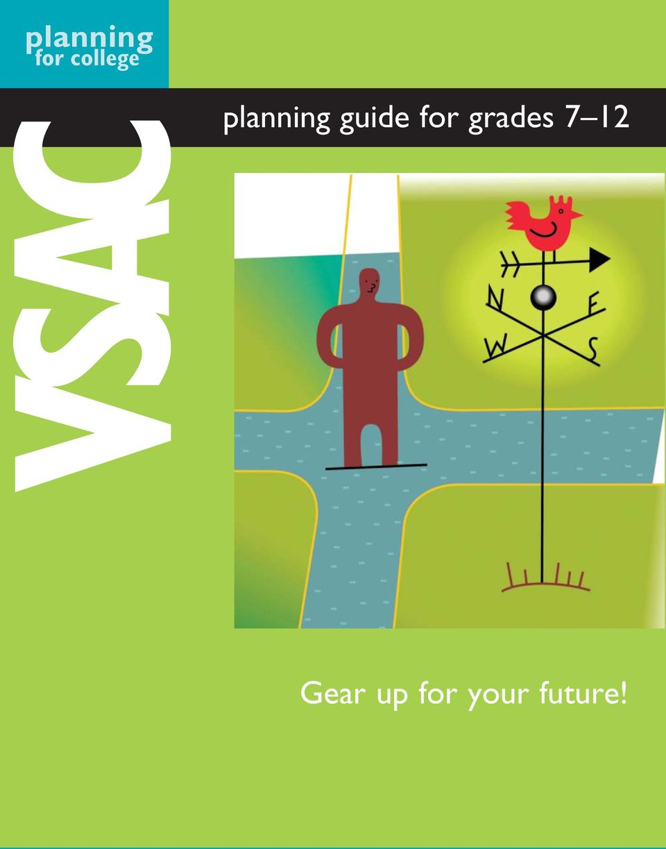 VSACplanning guide