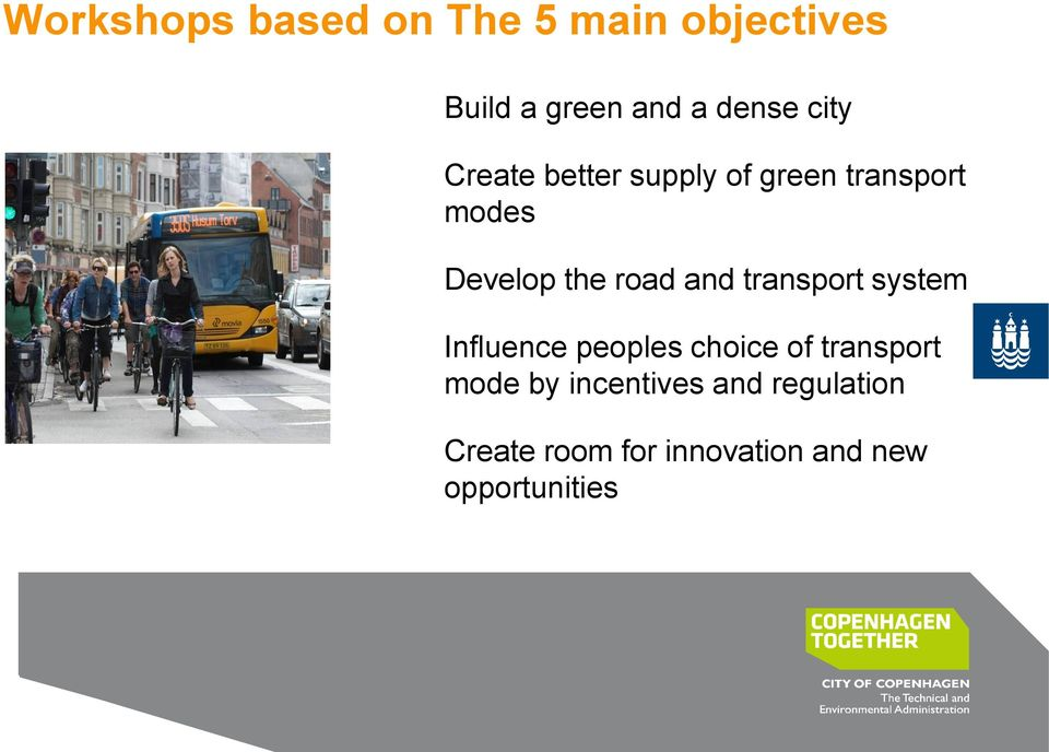 and transport system Influence peoples choice of transport mode by